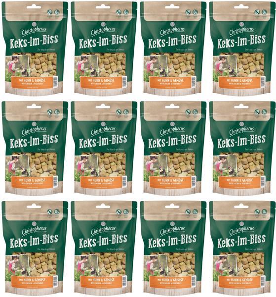 Allco Christopherus Keks-Im-Biss Huhn & Gemüse