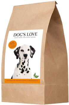 Dogs Love Pute mit Süßkartoffel & Preiselbeere -