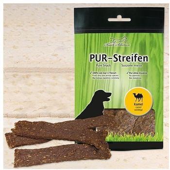 Schecker Naturfleischstreifen Kamel 100g (Hundekauartikel, Hundesnack, Hundeleckerlie)