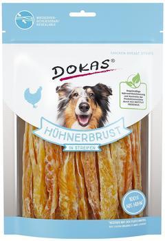 Dokas Hühnerbrust in Streifen, 1er Pack (1 x 250 g)