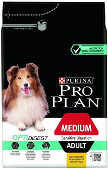 Purina Pro Plan Sensitive Digestion Medium Adult Lamm 3 kg