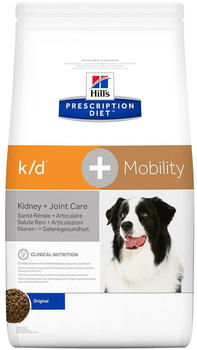 Hill's Diet Canine k/d + Mobility (12 kg)