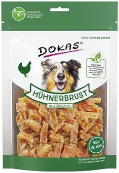 Dokas Hühnerbrust in Stückchen, 3er Pack (3 x 200 g)