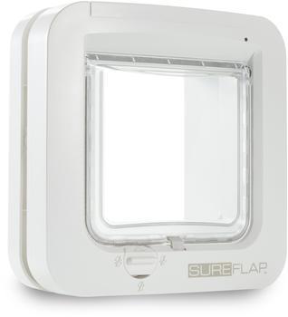 Sureflap Katzen-Freilauftür , mit Mikrochiperkennung, weiß, BxH: 21x21 cm weiß