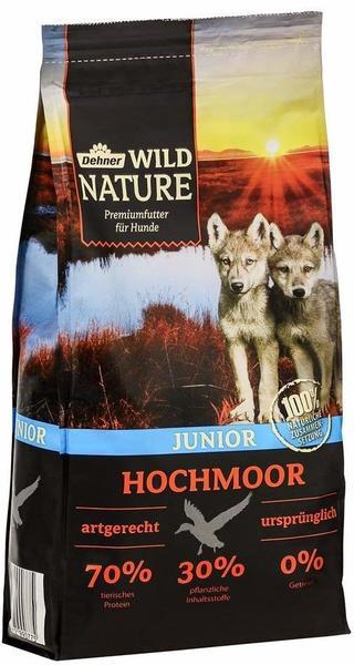 Dehner Wild Nature Junior Hochmoor 4 kg