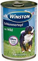 Winston Schlemmertopf mit Wild