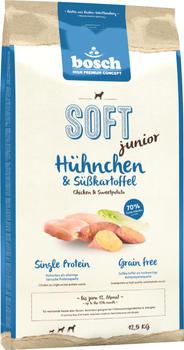 bosch HPC Soft Junior Hühnchen & Süßkartoffel 12,5kg