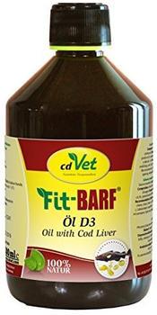 cdVet Fit-BARF Öl D3 500ml