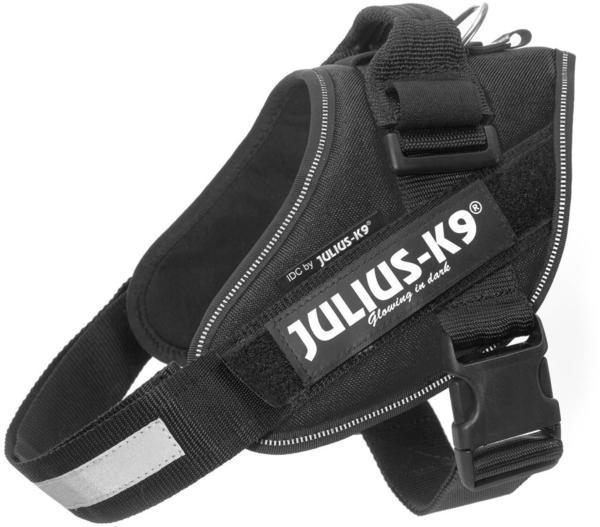Julius K-9 IDC Powergeschirr 0 - Schwarz