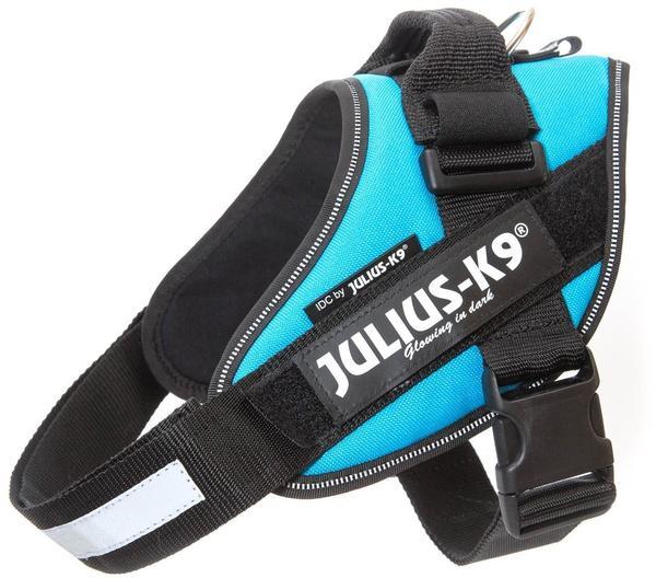 Julius K-9 IDC Powergeschirr 0 - Aquamarine