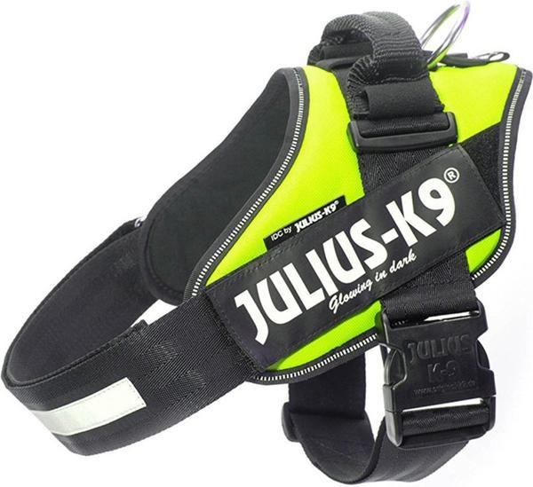 Julius K-9 IDC Powergeschirr 1 - Neongelb