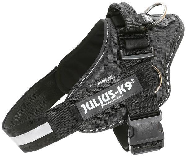 Julius K-9 IDC Powergeschirr 1 - Schwarz