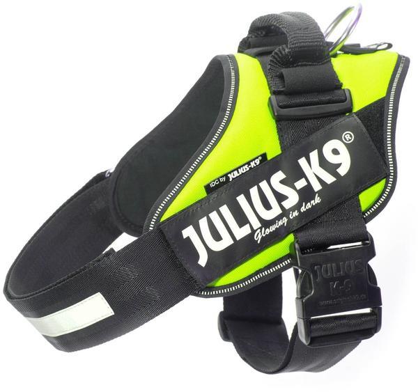 Julius K-9 IDC Powergeschirr 2 - Neongrün