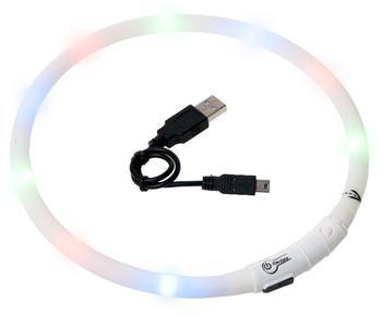 karlie-halsband-visio-light-weiss