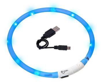 karlie-halsband-visio-light-blau
