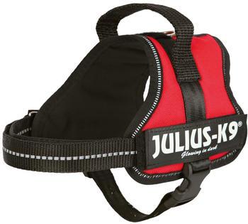 julius-k-9-powergeschirr-mini-mini-rot