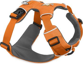 Ruffwear Front Range Harness XXS 33-43 cm orange poppy