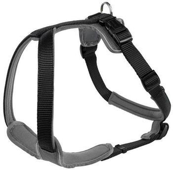 Hunter Geschirr Neopren XL schwarz grau