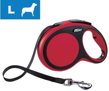 Flexi New Comfort L 8 Red