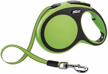Flexi New Comfort L Tape 8 m green