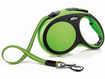 Flexi New Comfort L Tape 5 m green