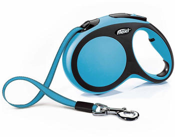 Flexi New Comfort L Tape 5 m blue