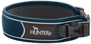 hunter-halsung-divo-dunkelblau-grau
