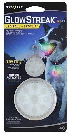 Nite Ize GlowStreak LED Ball + Combo Pack - Disco