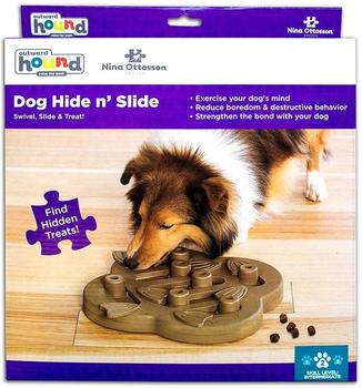 Nina Ottosson Dog Hide N`Slide Composite New