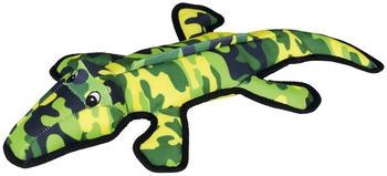Trixie Hundespielzeug Strong Krokodil, Polyester, 48 cm