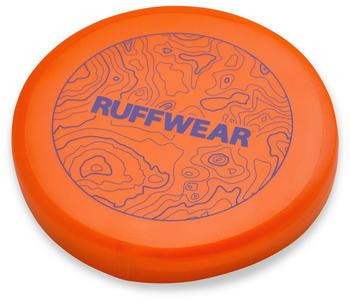 Ruffwear Camp Flyer? Frisbee Hundespielzeug, Mandarin Orange