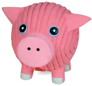 HuggleHounds Ruff-Tex Hamlet the Pig Ball Large