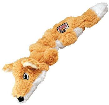 Kong Scruntch Knots Fox M/L orange