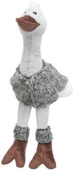 Trixie Strauß mit Stimme, 53cm, grau