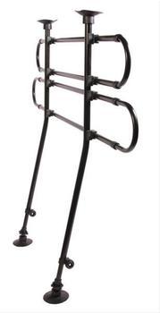 Trixie Auto-Schutzgitter, gewinkelt, 2 Elemente (140 x 110 cm)