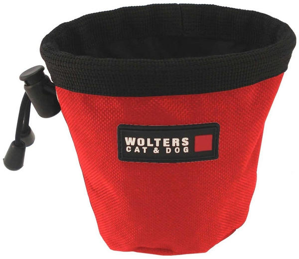 Wolters Futterbeutel Treat Tote 500ml rot