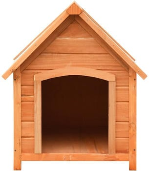 vidaXL Hundehütte aus Tannenholz