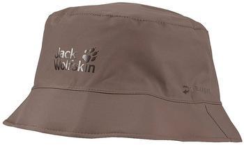 Jack Wolfskin Texapore Rain Hat siltstone
