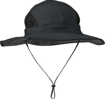 Outdoor Research Sunshower Sombrero black/dark grey