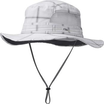 Outdoor Research Transit Sun Hat sand plaid