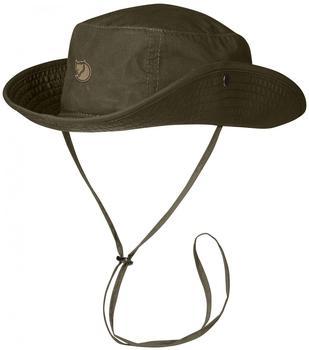 Fjällräven Abisko Hat dark olive