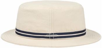 Stetson Canvas Bucket Hat beige
