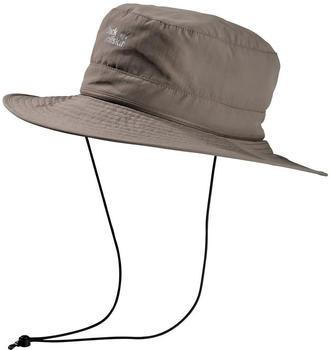Jack Wolfskin Supplex Mosquito Hat siltstone