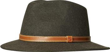 Fjällräven Sörmland Felt Hat (77341) dark olive