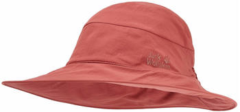 Jack Wolfskin Supplex Atacama Hat Women (1905832) auburn