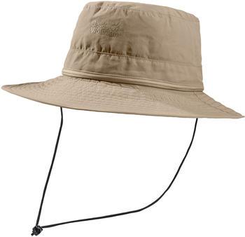 Jack Wolfskin Lakeside Mosquito Hat sand dune