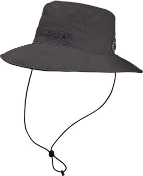 Jack Wolfskin Supplex Mesh Hat dark steel