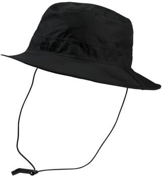 Jack Wolfskin Texapore Ecosphere Rain Hat black