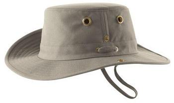 Tilley T3 Snap-Up Hat khaki