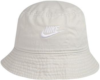 Nike Bucket Cap Sportswear (DC3967) light bone/white